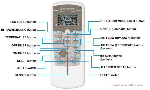 hitachi reverse cycle aircon guide